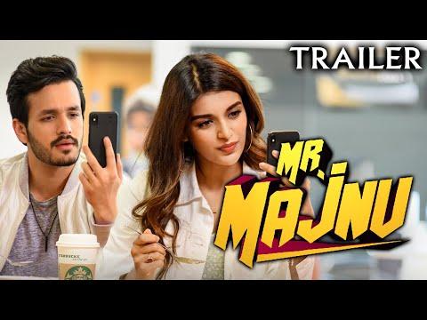 Mr. Majnu 2020 Official Trailer Hindi Dubbed | Akhil Akkineni, Nidhhi Agerwal, Izabelle Leite
