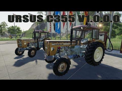 Ursus c355 v1.0.0.0