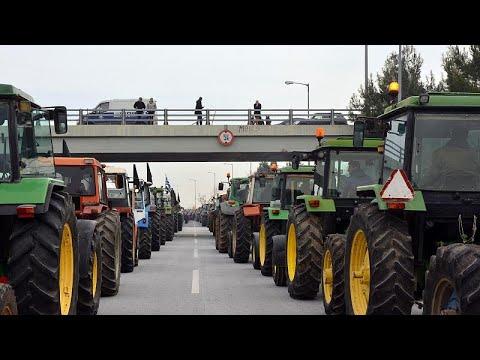 Ελλάδα: Αποφασίζουν για το μέλλον των κινητοποιήσεων οι αγρότες…