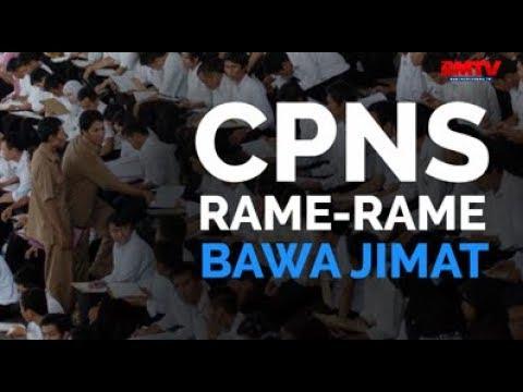 CPNS Rame-Rame Bawa Jimat
