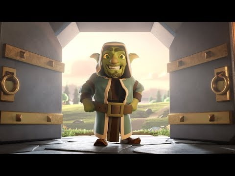 Clash of Clans Official The Tale of The Goblin Wizard