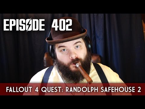 Scotch & Smoke Rings Episode 402 - Randolph Safehouse 2
