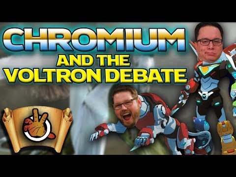 Chromium And The Voltron Debate | The Command Zone #219 | Magic: The Gathering Commander/EDH Podcast