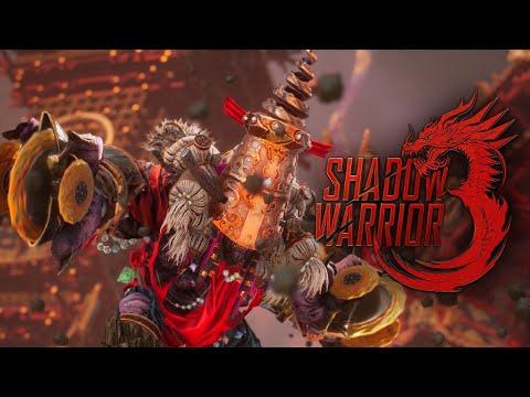 Gameplay Devolver Direct de Shadow Warrior 3