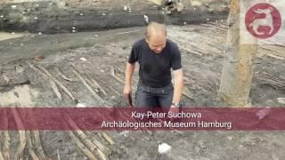 Kampfmittelräumdienst: #Ausgegraben - Harburger Schloßstraße
