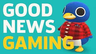 Wholesome Animal Crossing Wedding, Game Companies Doing Good, And Daft Things To Smile At | Good … by GameSpot