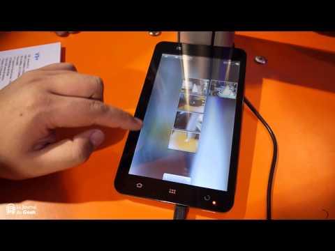 CES 2011 : ZTE V9+ Tablet