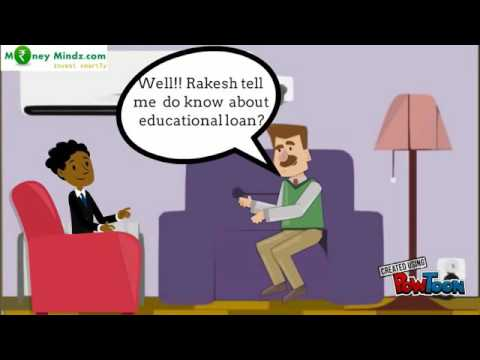 Educational Loan Financial Advise- MoneyMindz!! Be a smart investor!