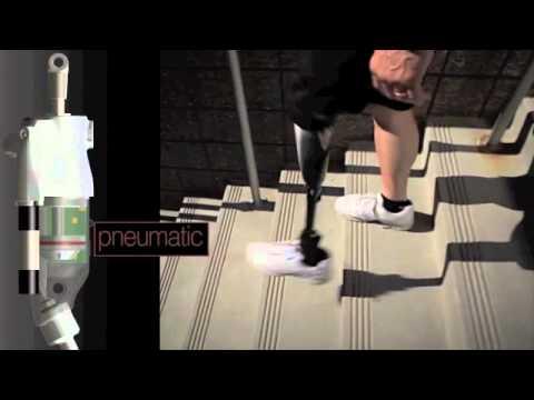 Rodilla biónica ORION de ENDOLITE (Ideo Ortopedias - SEVILLA)