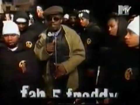 Wu Tang Clan YO! MTV Raps