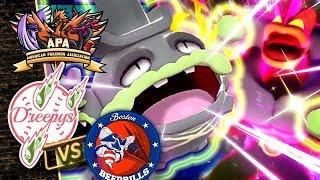NEUTRALIZED BY WEEZING! APA WEEK 3 - Pokemon Sword and Shield Wi-Fi Battle! by PokeaimMD