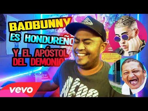 El apostol Santiago Zuniga y Bad bunny es hondureño | Cosas ridiculas de Honduras 4