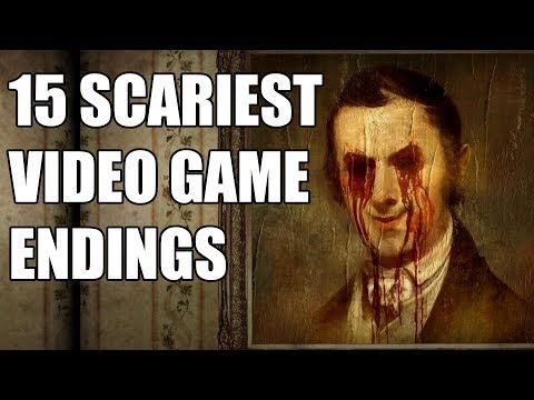 15 Scariest Video Game Endings That Will Chill Your Bones