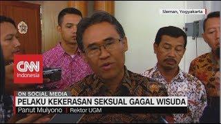Video Pelaku Kekerasan Seksual Mahasiswi UGM Gagal Wisuda MP3, 3GP, MP4, WEBM, AVI, FLV November 2018