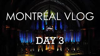 Day 3: we visited the Notre Dame basilica and McGill University! Drop a like, leave a comment, and subscribe to see more! Hope you enjoyed ^^ (Psst... Open m...