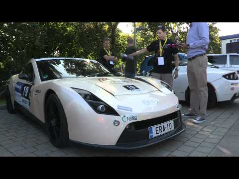 e-miglia 2011 - Webisode | Technology