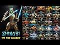 Real Steel Shinobi 39 S Gunpai  Champion Events  New Robot