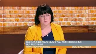 Skandaliczne słowa Kaji Godek!