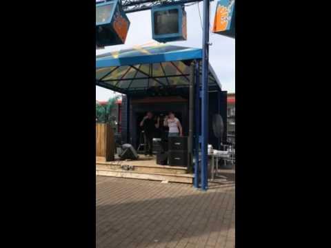 Gemma beer garden (видео)