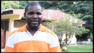 Dispensaire de mukando au Congo Brazzaville