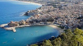 Castellammare del Golfo Italy  City pictures : CASTELLAMMARE DEL GOLFO ( Trapani - Sicily - Italy ) - TOUR COMPLETO -