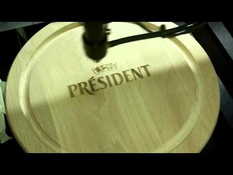 Видео: лазерная гравировка на изделиях