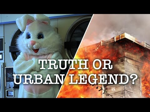 The Creepiest Urban Legends To Keep You Up At Night