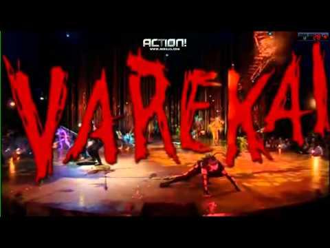 Varekai,  il nuovo fantastico viaggio del Cirque du Soleil