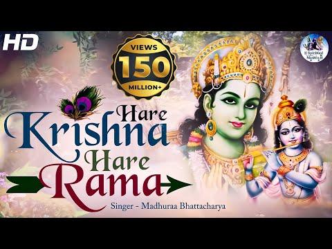Video MAHA MANTRAS :- HARE KRISHNA HARE RAMA | VERY BEAUTIFUL - POPULAR KRISHNA BHAJANS ( FULL SONGS ) download in MP3, 3GP, MP4, WEBM, AVI, FLV January 2017