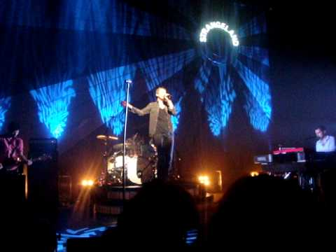 Disconnected Keane Strangeland Merriam Theater Philladelphia 2012