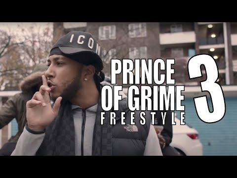Yizzy - Prince Of Grime 3 (Freestyle)