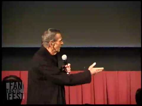 The night Leonard Nimoy crashed a Star Trek II screening at the Alamo Drafthouse in Austin, TX -- and surprised the audience instead with the World Premiere of Star Trek (2009)