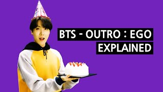 Video BTS (방탄소년단) - Outro: EGO Explained by a Korean download in MP3, 3GP, MP4, WEBM, AVI, FLV January 2017
