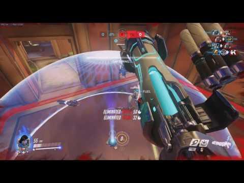 Overwatch highlights #15