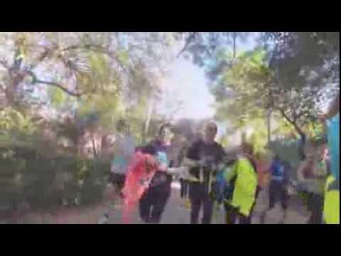 Corre por la Marató de TV3, la crónica de la visita guiada
