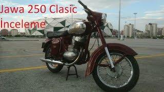 JAWA 250 Classic (1969) incelemesi