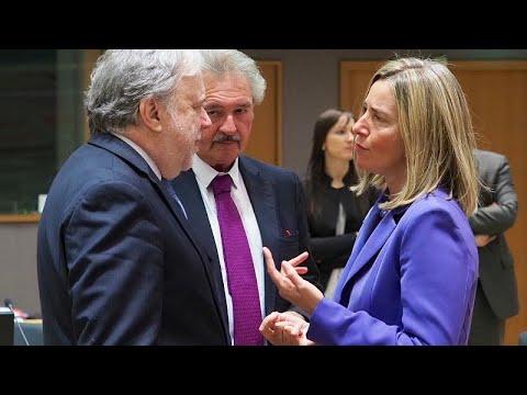 Την έναρξη της εφαρμογής της Συμφωνίας των Πρεσπών χαιρετίζουν οι ευρωπαίοι ΥΠΕΞ…