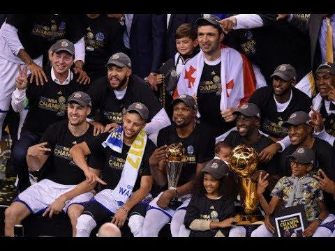 Golden State Warriors 'The Journey To NBA Champions'