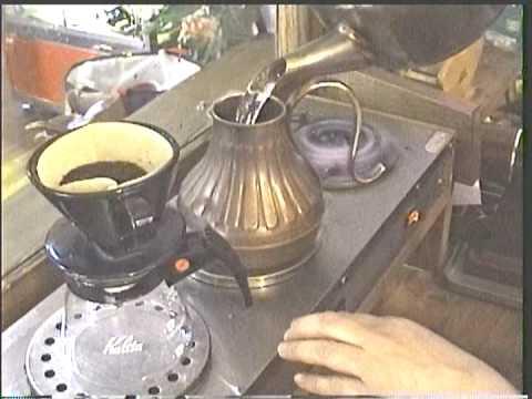 百年木珈琲 グアテマラを美味しくドリップ