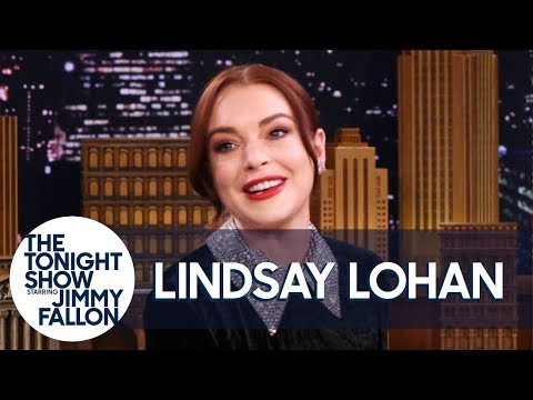 Lindsay Lohan Reacts to #DoTheLilo Dance Memes and Reboot Rumors