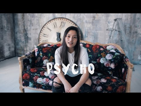 Psycho - Post Malone Ft. Ty Dolla Sign (Cover By Marina Lin)