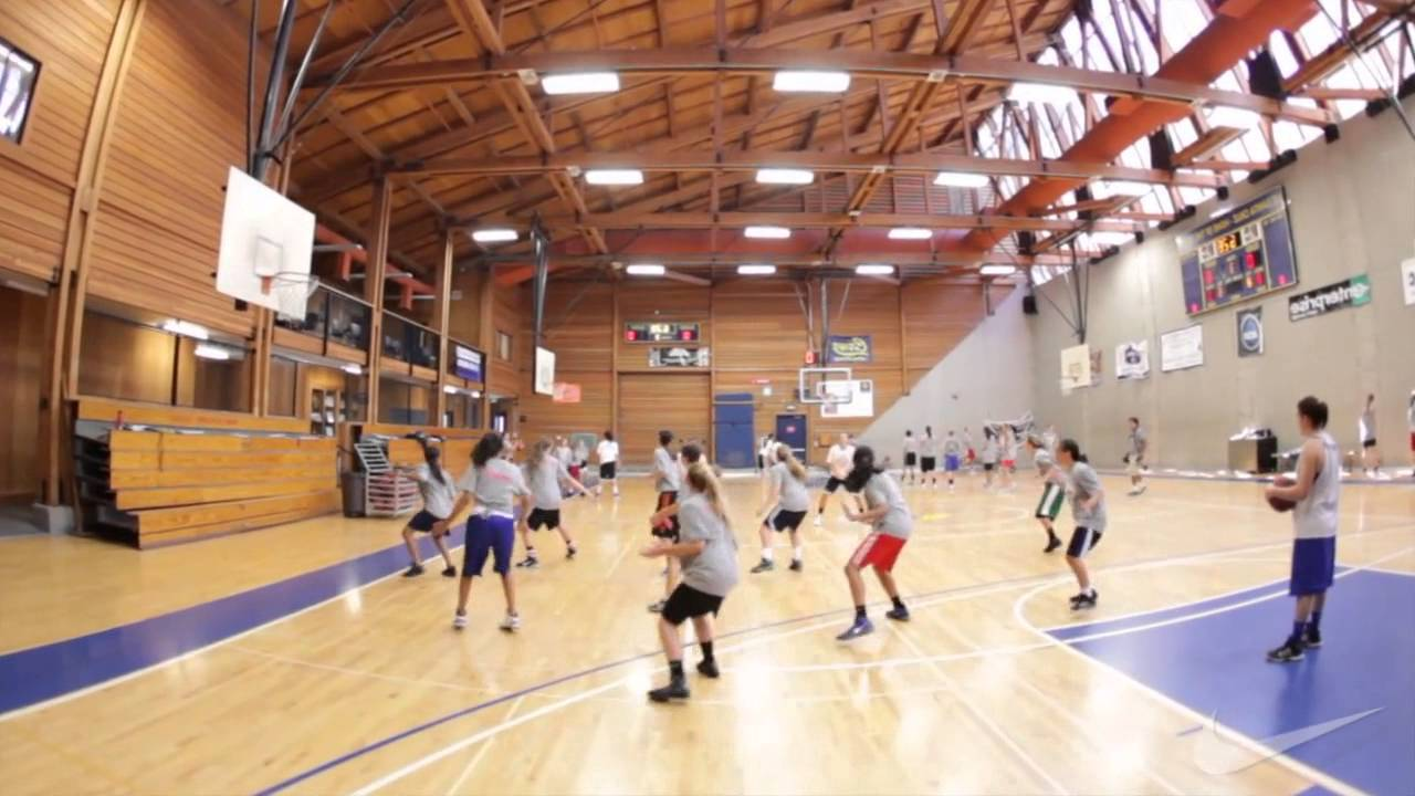 Nike Overnight Basketball Camps - Video