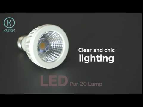 LED Par 20 Lamp