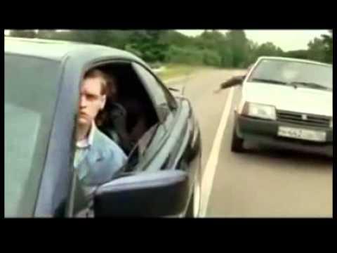 開車半路遭到打劫怎麼辦?強國秒殺方法!