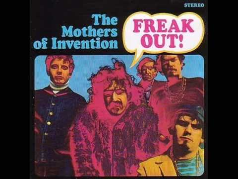 wowie - Song: Wowie Zowie (7/15) Album:Freak Out! (1966) Artist: Frank Zappa.