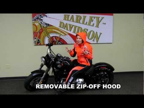 Harley-Davidson Rain Suit for sale - Motorcycle Gear 98226-12VW