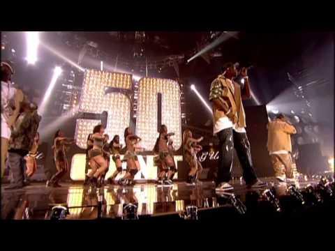 50 Cent Performs In Da Club Live   BRIT Awards 2004