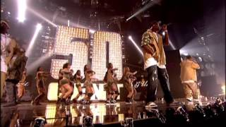 50 Cent Performs In Da Club Live   BRIT Awards 2004
