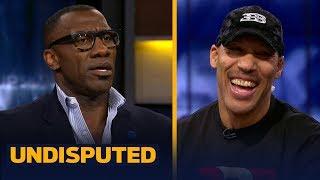 LaVar Ball claims Lonzo is better than LeBron, talks Luke Walton on the hot seat | NBA | UNDISPUTED