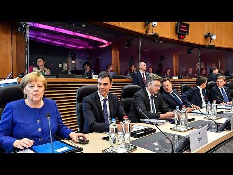 Krisengipfel in Brüssel: 16 EU-Staaten beraten über Asy ...